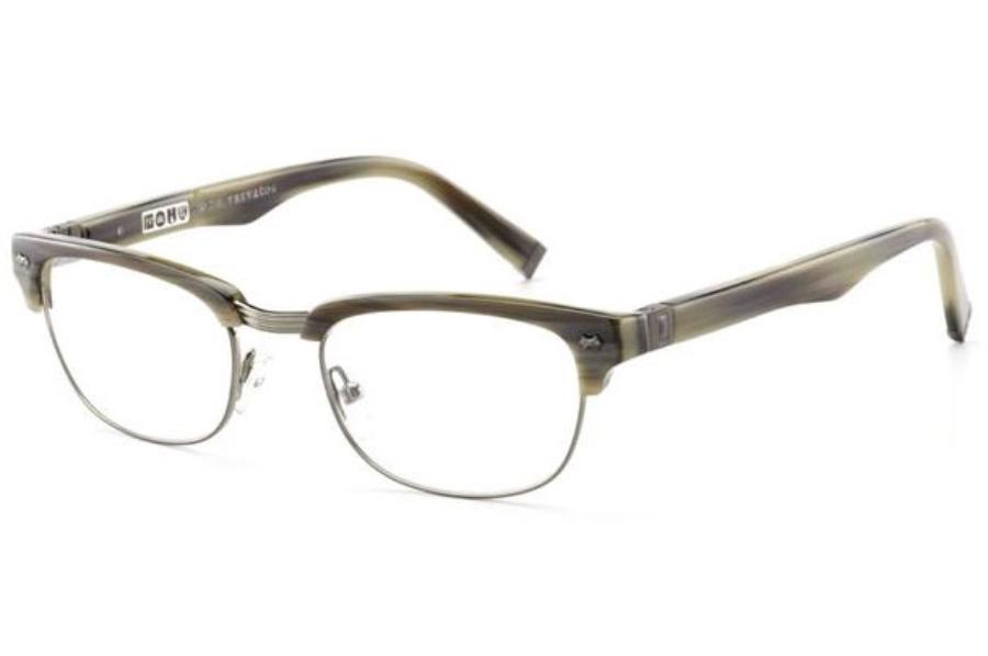 61102512e0a John Varvatos V132 Eyeglasses in Horn ...