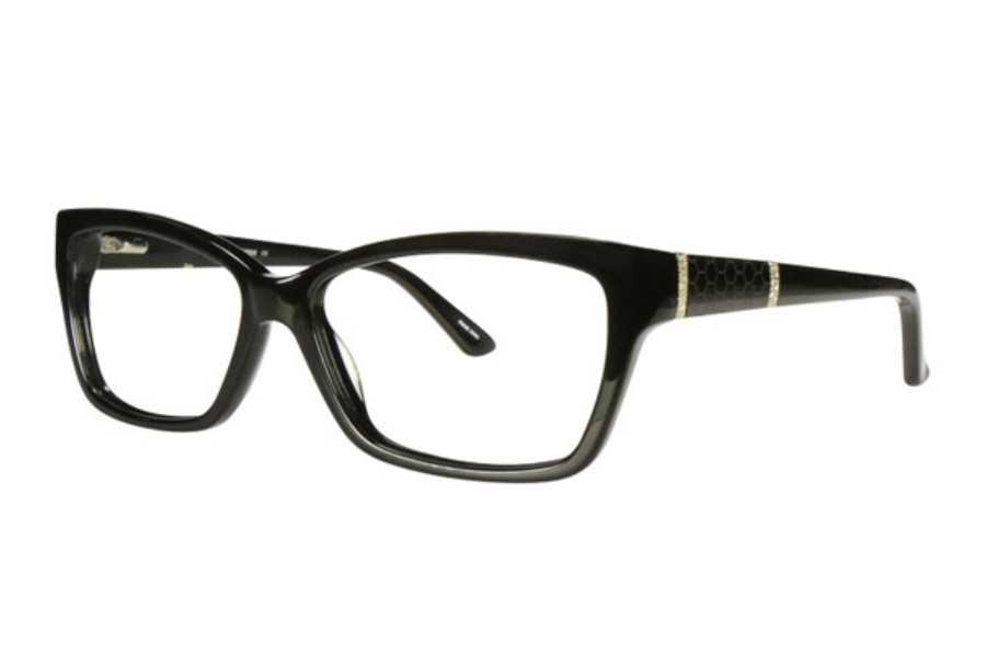 Vivid Boutique VIVID Boutique 4025 Eyeglasses in Black