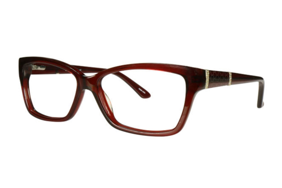 Vivid Boutique VIVID Boutique 4025 Eyeglasses in Burgundy