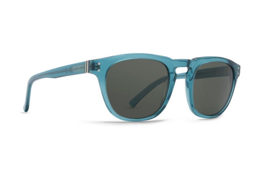 62694d7a05 Von Zipper Edison Sunglasses in CBV Crystal Blue   Vintage Grey ...