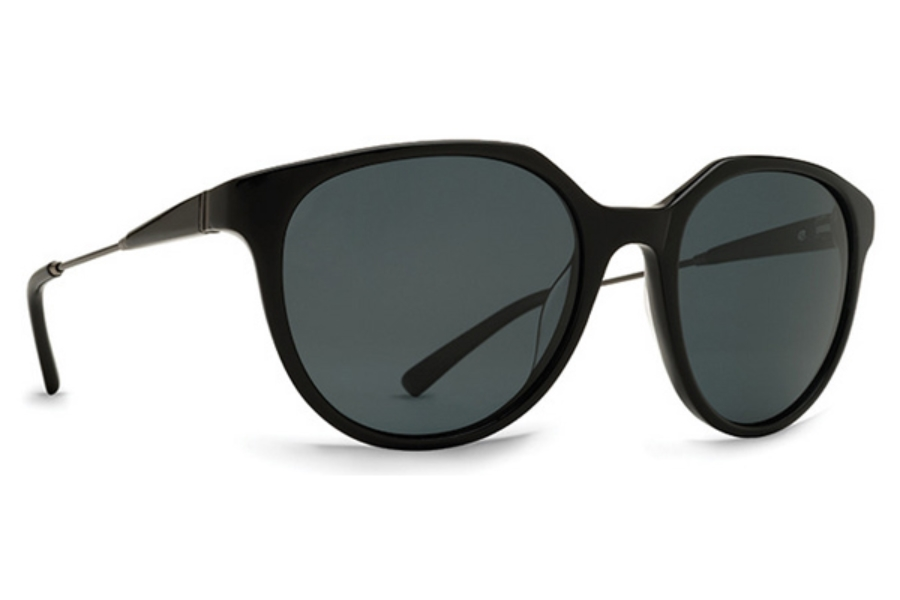 Von Zipper Hyde Sunglasses in BKV Black / Vintage Grey