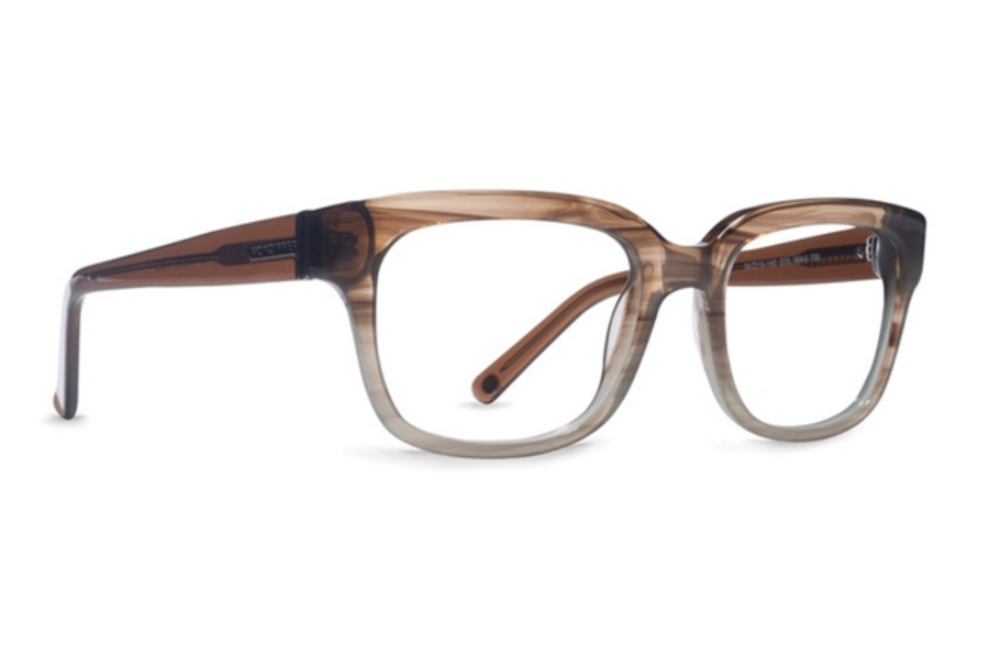 Von Zipper Wasted Space Eyeglasses in TBL Tortoise Blue Gloss