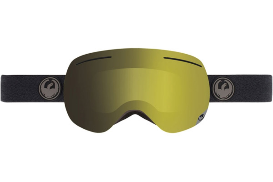 Dragon X1 Goggles in VERSE / TRANSITIONS YELLOW