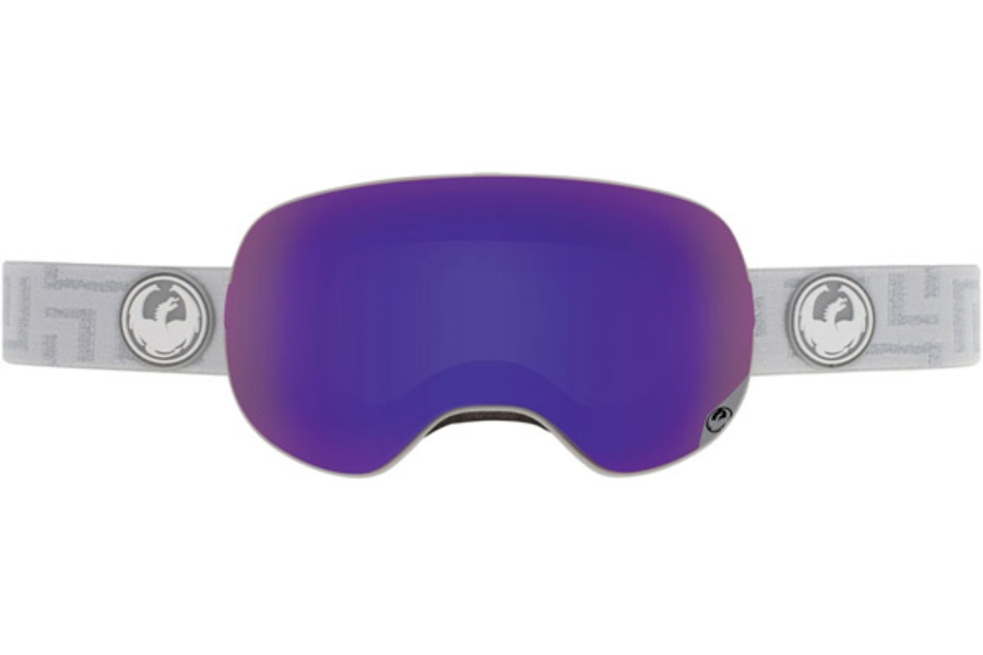 Dragon X2 Goggles in WEST / PURPLE ION + YELLOW RED ION